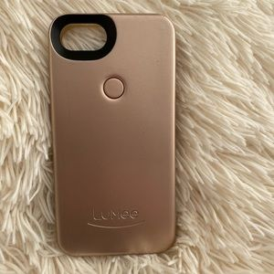 iPhone 6,7,8 LuMee Case